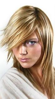 corte de pelo shag peinados