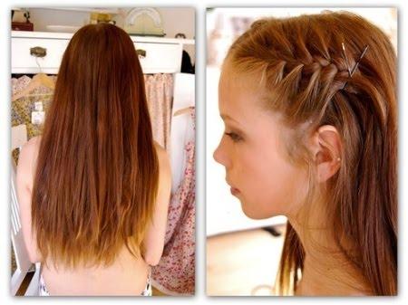 Peinado de fiesta paso a paso peinados - Ver peinados de fiesta paso a paso ...