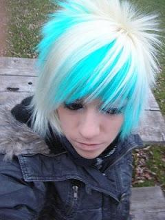 Amazing Emo Hairsyle