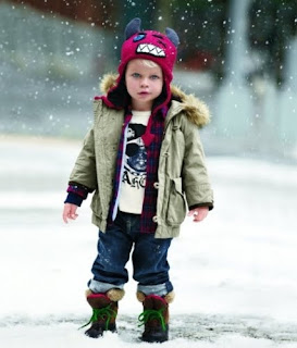 Gap Kids Mode Winter 2013