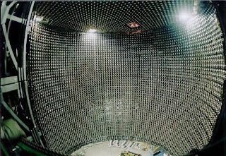 detector de neutrinos