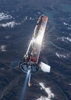 satélite GOCE