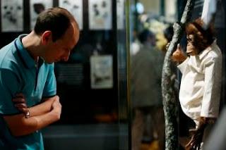 exposición sobre Darwin en Madrid
