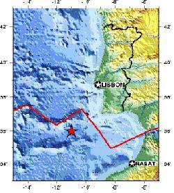 terremoto Lisboa 1755