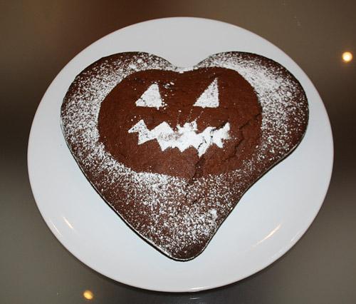 Creare Insieme Con I Piccoli Torta Di Halloween