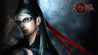 Bayonetta glasses