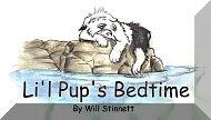 Buy Li'l Pup's Bedtime