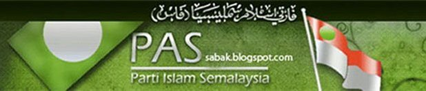 Blog Rasmi PAS Kawasan Sabak Bernam, Selangor