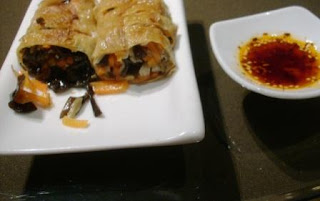 ... tofu skin rolls fried tofu skin rolls stuffed with shrimps flickr