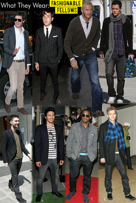 men fashion cool style