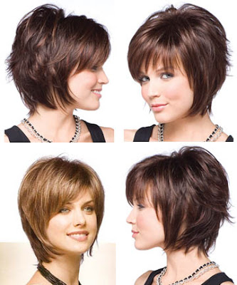 Short Layered Bob Hairstyles 2011 Short layered bob haircuts 2011The second