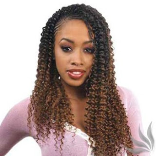 african hair is thick and difficult to style as this hair is naturally