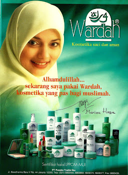 Wardah Kosmetika Islami