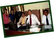 Para Lawyers Kekasih Allah yang Memberikan Bantuan Hukum, Melawan Kejahatan TUN PIlkada Banten 2006