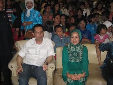 Pro Aktif Airin Rachmi Diany & Suaminya Wawan Chasan Sochib Diduga 'Membungkam' Hukum Indonesia