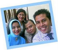 Freddy Simanugkalit, SH, Lawyer Marissa Haque