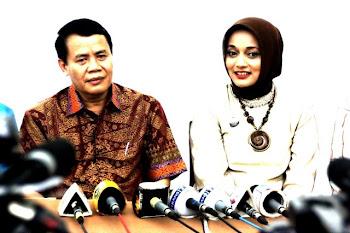 Marissa Haque Dilamar Keluarga Wahidin Halim untuk Tangsel