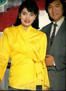 1992, Ikang Fawzi dan Marissa Haque Fawzi Istrinya