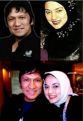 Reuni Hati Suami Istri Ikang Fawzi dan Marissa Haque