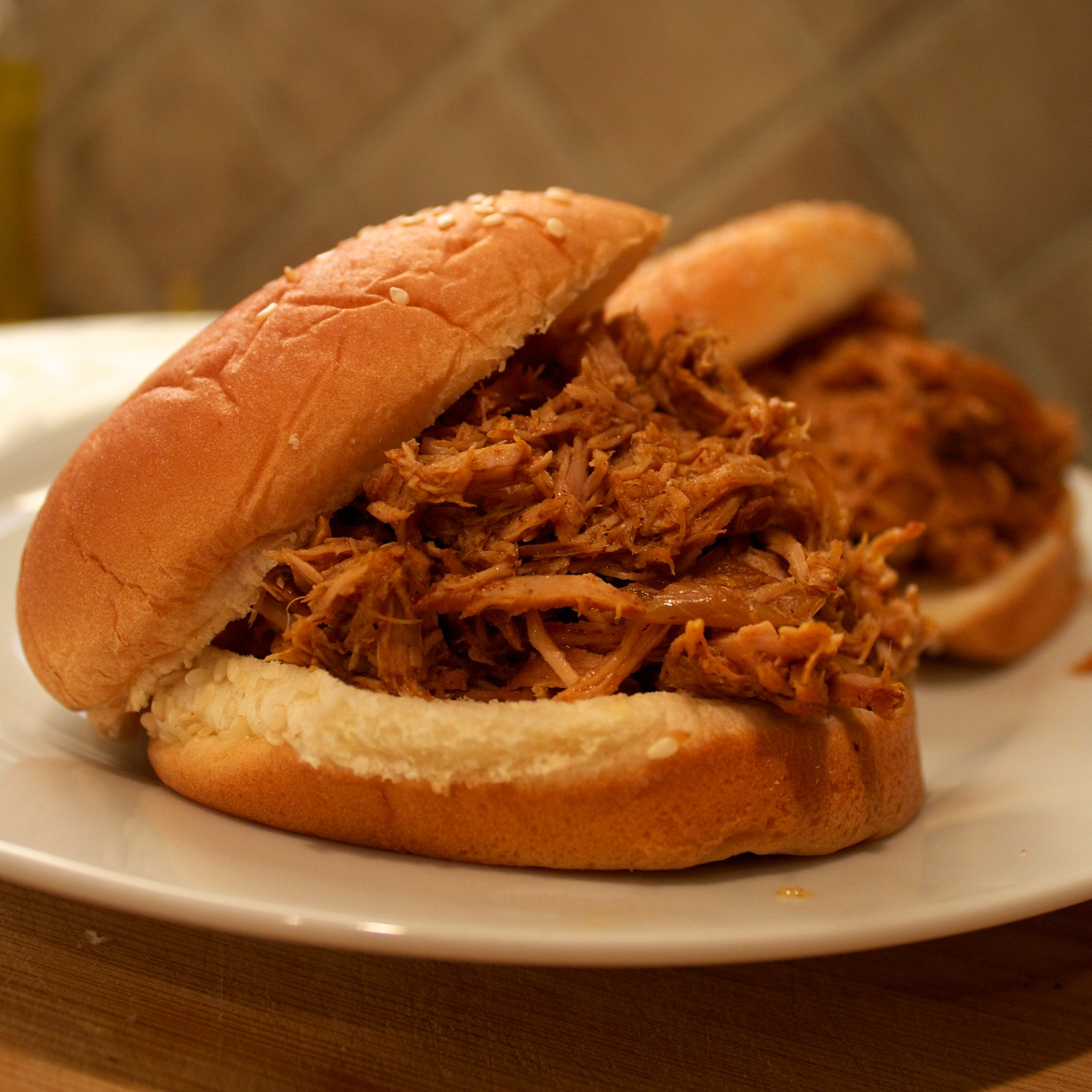 Pulled Pork Sandwiches | Our Family Eats