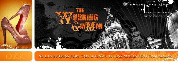 The Working GayMan
