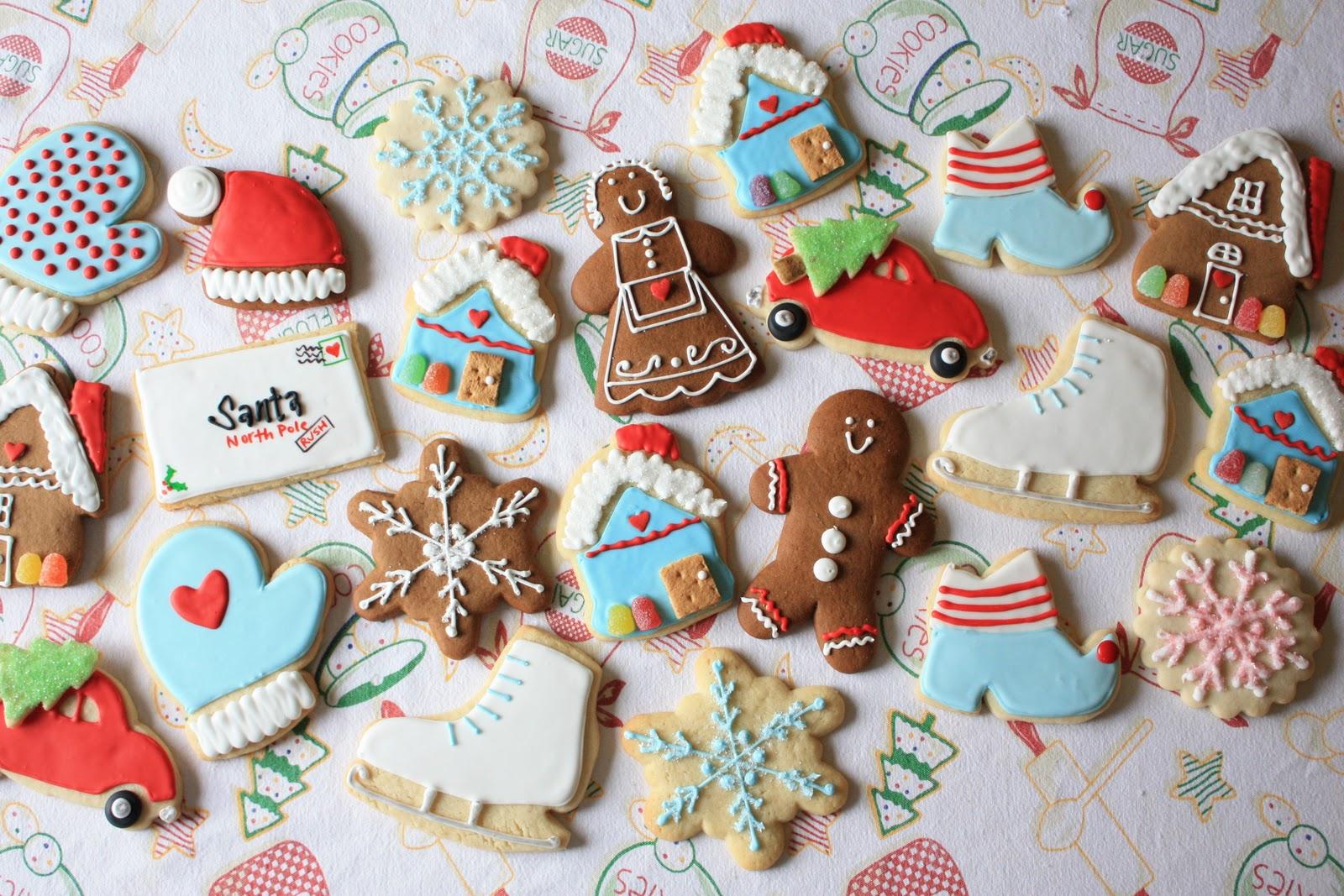 Munchkin Munchies Christmas Sugar Cookies