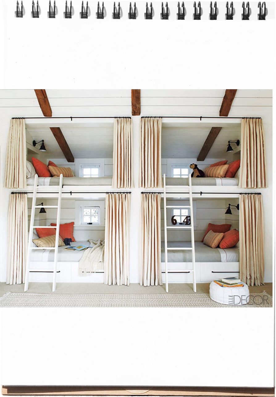 This Thrifty House: Bunk Bed Tent