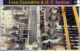 photo of urea production equipments of high pressure section