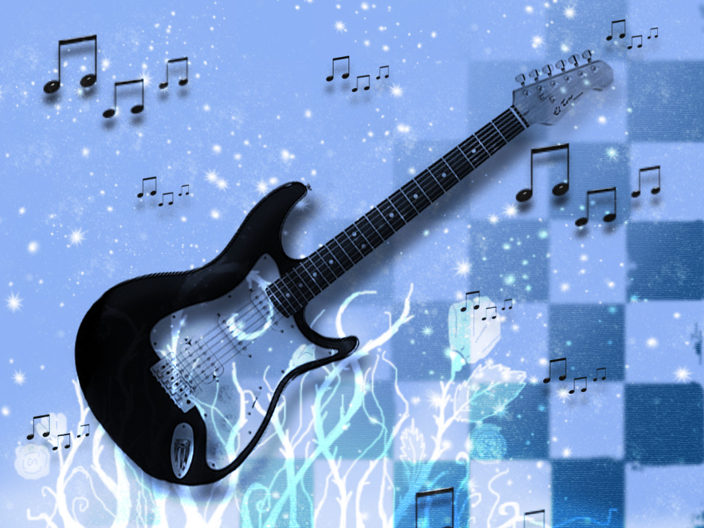 electric guitar wallpapers wallpaper - photo #2
