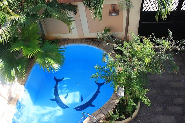 Dise o de piscinas ideas para construir piscinas en for Piscinas en patios chicos