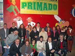 LIBRERIA PRIMADO: Miguel Morata y sus amigos