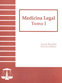 MEDICINA LEGAL TOMO I Y TOMO II