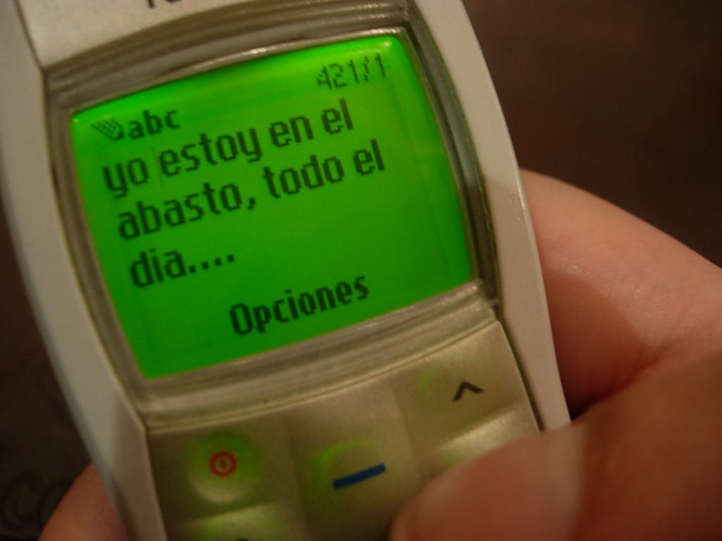 enviar mensaje de textos a celulares en peru: