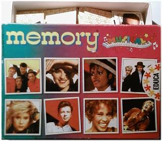 Memory Musical de Educa