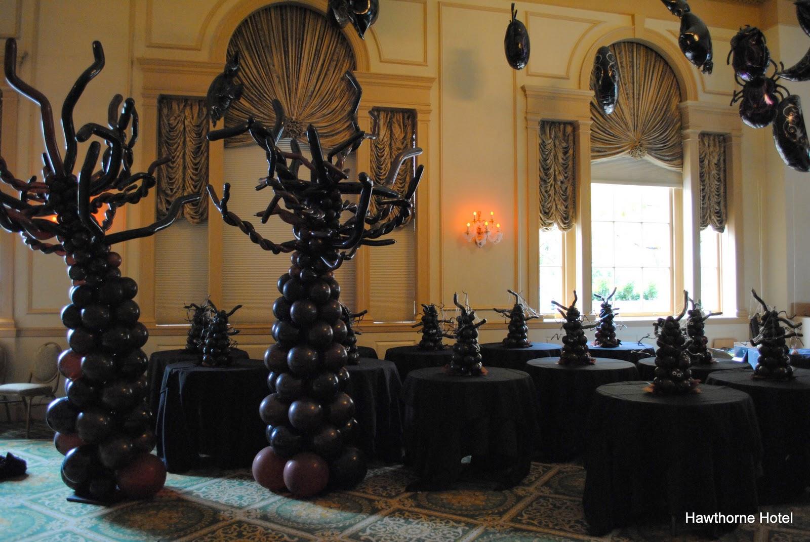 Hawthorne Hotel: October 2010