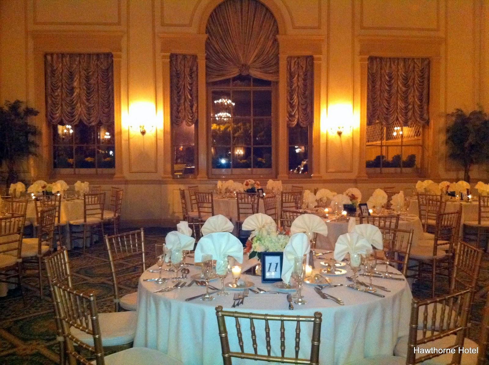 Hawthorne Hotel: November 2010