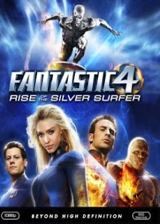 Fantastic Four: Rise of the Silver Surfer 2007 Hindi Dubbed Movie Watch Online