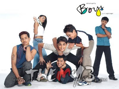 Boys 2003 Tamil Movie Watch Online