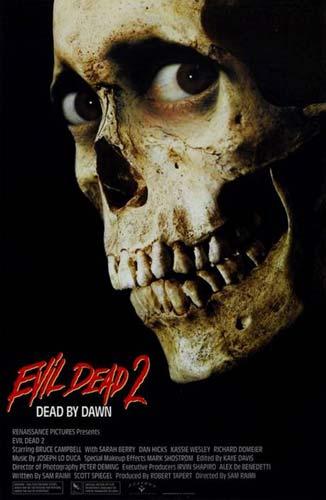 Evil Dead II (1987) | m-HD | 480p | AC3 | Hindi |