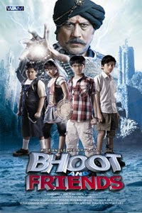 Bhoot And Friends (2010 - movie_langauge) - Jackie Shroff, Ashwin Mushran, Aditya Lakhia, Markand Soni, Ishita Panchal, Akash Nair, Tejas Rahate