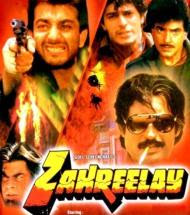 Zahreelay 1990 Hindi Movie Watch Online