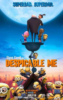 Despicable Me 2010 Hindi Dubbed Movie Watch Online