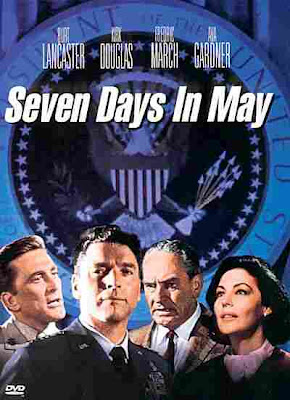 Seven Days in May 1964 Hollywood Movie Watch Online