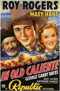 In Old Caliente 1939 Hollywood Movie Watch Online