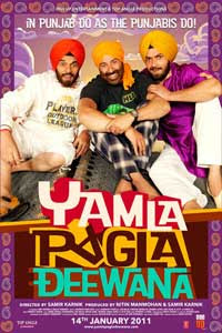 Yamla Pagla Deewana 2011 Hindi Movie Watch Online