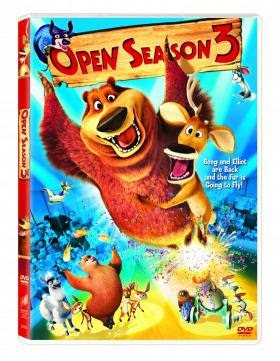 Open Season 3 2010 Hindi Dubbed Movie Watch Online