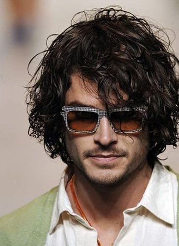 Thick Wavy Hair Men Thick Wavy Hairstyles For Men Thick Wavy Hairstyles For