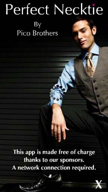 picobrothers necktie v1 00 s 3 s60v5 nokia e51