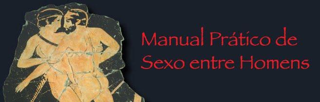 Manual Prático de Sexo entre Homens