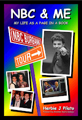 NBC & ME: My Life As A Page In A Book
